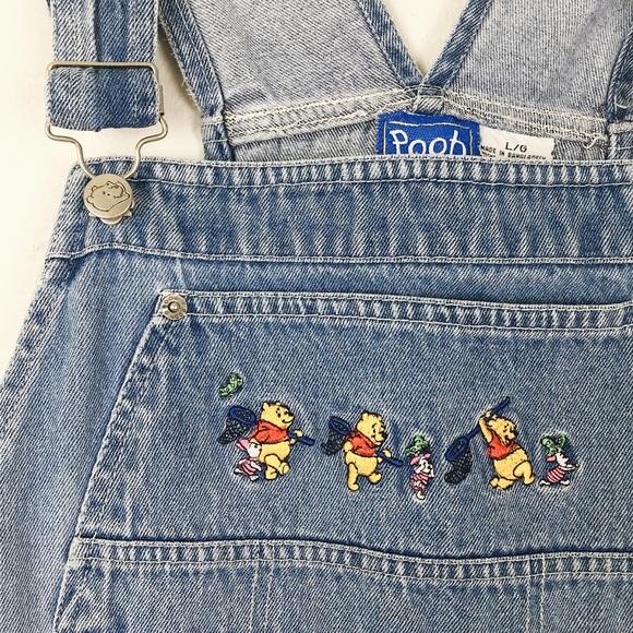 c7cc85f30f0 Disney Dresses   Skirts - Vintage Winnie the Pooh   Piglet Overall Dress